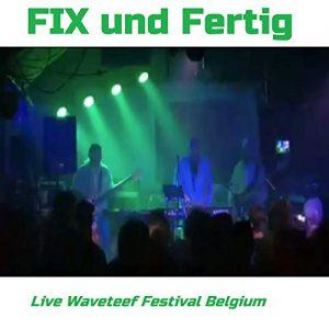 Live Waveteef Festival Belgium: Wie der lichte Tag Tour